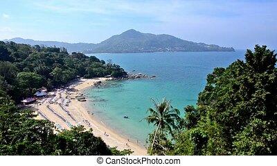 thai seascape - Wonderful seascape Phuket, Thailand