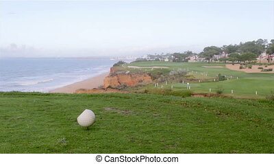 Algarve-Golf Still Landscape - Algarve golf course scenery...