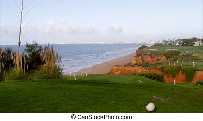 Algarve-Golf Still Timelapse - Algarve golf course scenery...