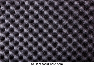 texture of microfiber insulation for noise in music studio or ac