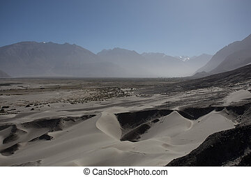 Nubra Valley in Ladakh