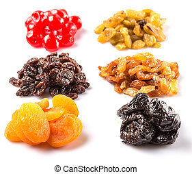 Mix Variety Of Dried Fruit - Mix variety of dried fruit over...