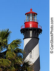 St. Augustine, Florida Lighthouse - The St. Augustine...