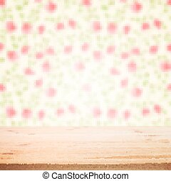 Floral blured background. - Floral blured background with...