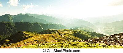 Caucasus mountains -  Caucasus mountains
