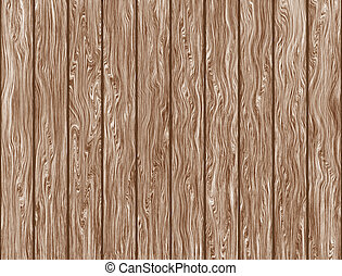 Wooden Panels - Wooden panels texture and background