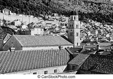 View of Old City Dubrovnik