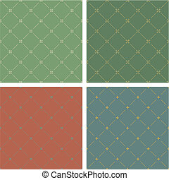 Four backgrounds - Four different classical style...