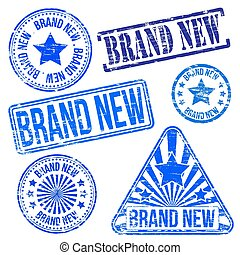 Brand New Stamps