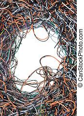 Bundles of cables