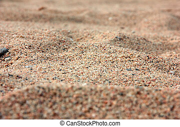 pile of sand