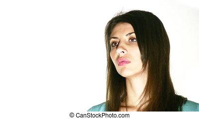 woman face - Woman face