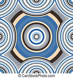 Abstract background - Abstract generated pattern for...