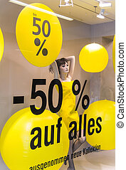 discounts as a percentage - retail price reduction...