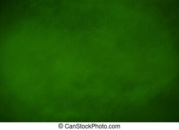 Green abstract blank background with dark boarder