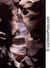 Upper Antilope Canyon - Page, Arizona USA Upper Antilope...