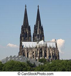 Koeln Dom - Koelner Dom (Cologne Cathedral) in Koelne,...