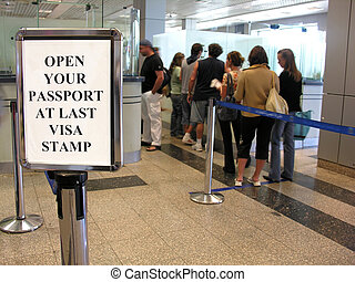 people visa sign