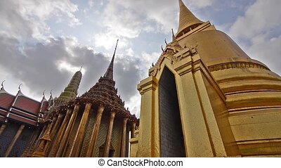 the grand palace in bangkok - Bangkok, Phra Siratana Chedi