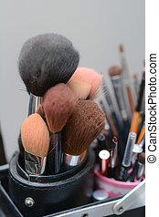 brush for make up girl