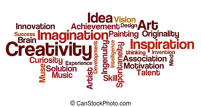 Word Cloud - Creativity