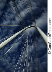 Bridging - Bridge and sky