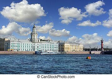 Kunstkammer museum in Saint Petersburg, Russia - Kunstkammer...