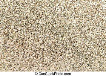 Glossy glitter background - Abstract silver glitter...