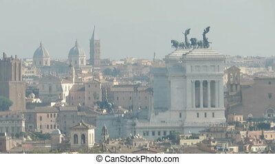Rome monuments - edited overview of famous Roman place,...