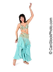 belly dance woman