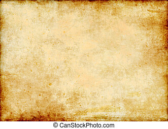 Old paper texture - Old grunge paper background Natural old...