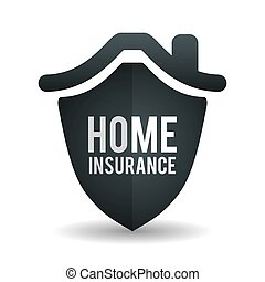 home insurance design - home insurance graphic design ,...