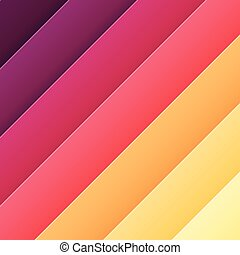 Trendy colors gradient background Vector element - Trendy...