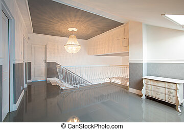 First floor - Photo of luxury hall on the first floor of the...