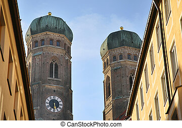 Cathedral of Our Lady in Munich