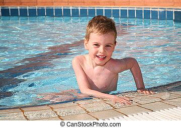 boy pool
