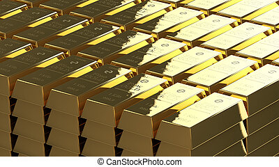 gold bullion ordered