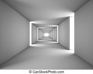 abstract tunnel