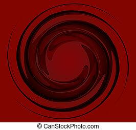 Background abstract Illustration whirlpool