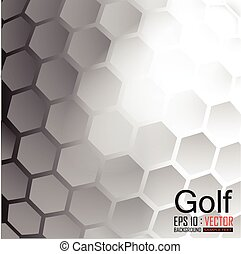 golf background vector EPS10