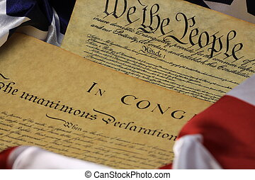 Constitution of the United States - Preamble to the...