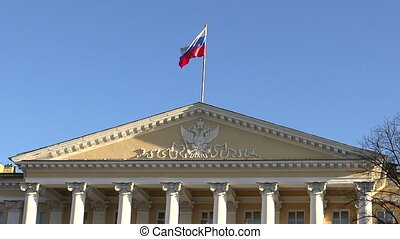 The Government of St Petersburg Smolny