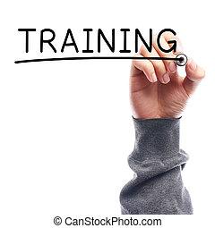 treinamento,