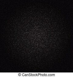Vector black textured background
