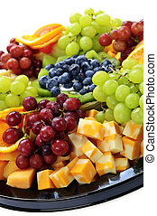 水果, 托盤