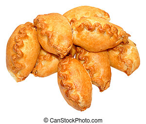 Small Cornish Pasties - Small bite size party Cornish...
