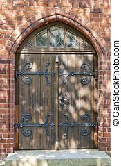 igreja, Door, ,