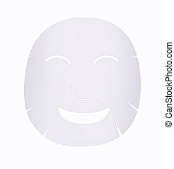 Smile Facial sheet mark - Facial sheet mark have a feeling...