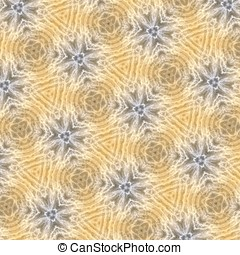 Abstract wawe caleidoscope background
