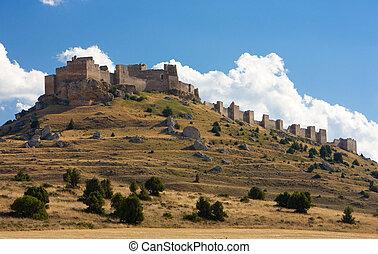 Gormaz Castle, Soria Province, Castile and Leon, Spain